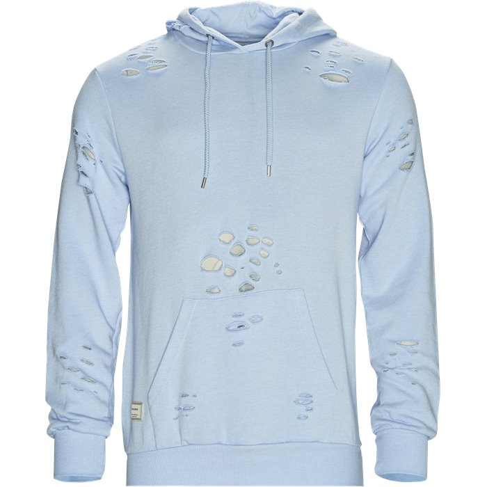 OMAHA - Sweatshirts - Regular - Blå